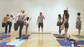 Your Greatest Teacher - a yoga teacher can provide instruction, direction and inspiration but your greatest teacher is you! An energetic class featuring a strong Standing Pose flow, Shoulder Openers, Hip Openers, Standing Leg Balance and Back Bends. With emphasis on listening and observing your own breath and body to become your own greatest teacher!