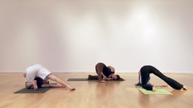Restorative Yoga for Computer Users
