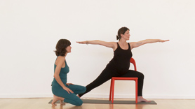 Comprehensive Pre-Natal Yoga Class