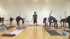 This is a strong hip based class that brings together elements of flow and longer holds. From deep stretches to a strong standing and seated sequence, we release tension from our mind and body via the wonderful outlet of our hips. Inversion options are given of course! Enjoy my fellow yogis.