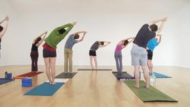 Another installment of Jason's take on continuous, rhythmic vinyasa. This practice will have you breathing smoothly and steadily from beginning to end. Once you develop a consistent flow of breath, you'll be challenged to sustain it with various standing balances and arm-balances. This practice will challenge your body, nurture your breath, and settle your mind.