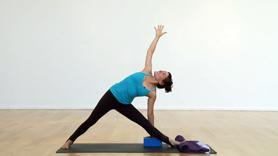Trikonasana Tutorial