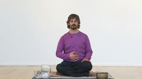 This meditation focuses on establishing an energetic connection between the essence of mother-to-be and baby.