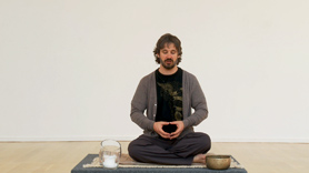 Sexual Chakra meditation. This meditation focuses on the svadhishtana energy center located in the core of the pelvis.