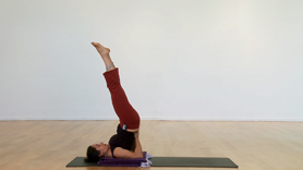 Shoulder Stand Sequence