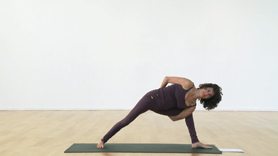 This short flow will open your hips, soften your mind and ease you back into your day or night - and your heart - refreshed and grounded.