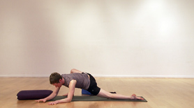 Unwind your hips, hamstrings and lower-back after a long-day. This evening sequence starts with reclined postures that will allow you to relax your mind and stretch your legs. It transitions to several long, slow, deep hip-openers, twists and forward bends. Expect to let go of stress and prepare for a quiet night.