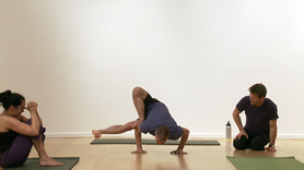 Arm Balances Anusara Yoga