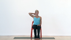 5 min Yoga for Stress reduction