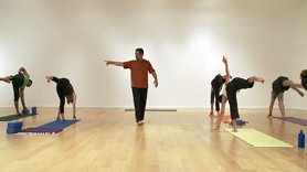 Tune Up Basic Flow Yoga