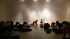 Yin Yoga with Live Music