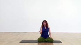 Yoga to Remain Calm, Cool & Collected