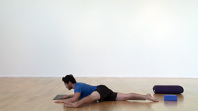 Dice's Personal At-Home Yin Yoga Practice